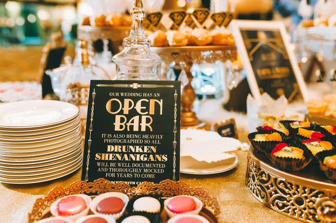 Wedding Dessert Reception by Sunlife Pastries - 008