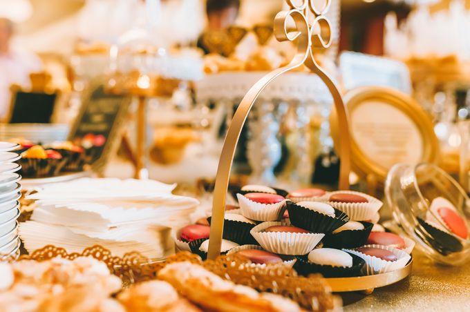 Wedding Dessert Reception by Sunlife Pastries - 007