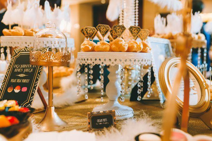 Wedding Dessert Reception by Sunlife Pastries - 006
