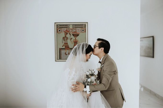 Wedding of Surya & Jessica by Wong Hang Distinguished Tailor - 007
