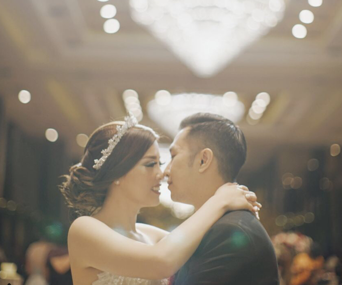 MICHAEL JESSICA WEDDING by bridestore indonesia - 001