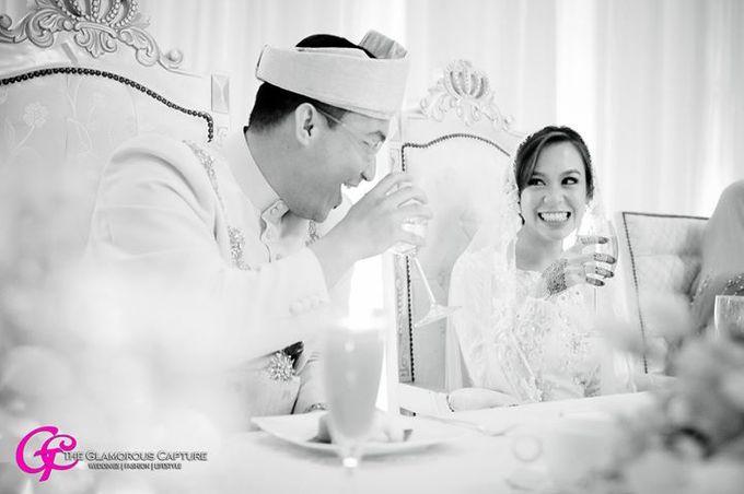 Wedding Reception of Rina & Faizal by The Glamorous Capture - 009