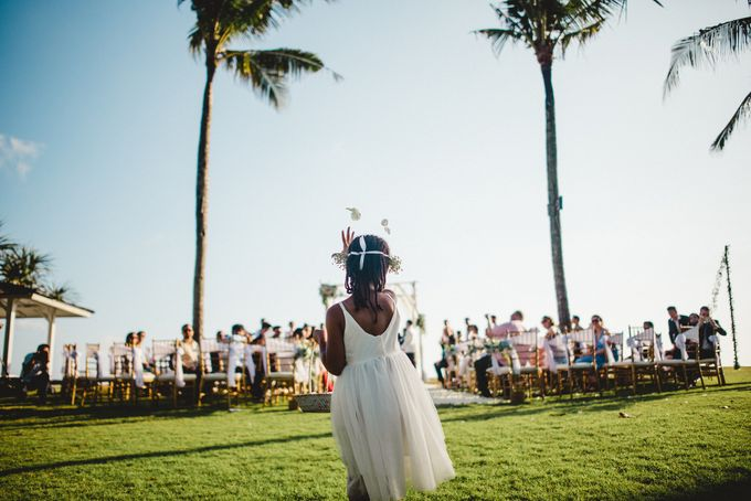 Tropical Rustic Wedding of Wesley & Laura by Silverdust Decoration - 020