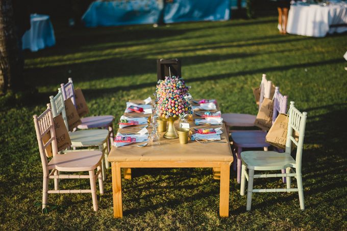 Tropical Rustic Wedding of Wesley & Laura by Silverdust Decoration - 024