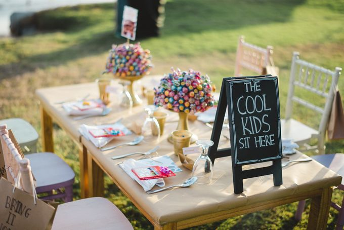 Tropical Rustic Wedding of Wesley & Laura by Silverdust Decoration - 025