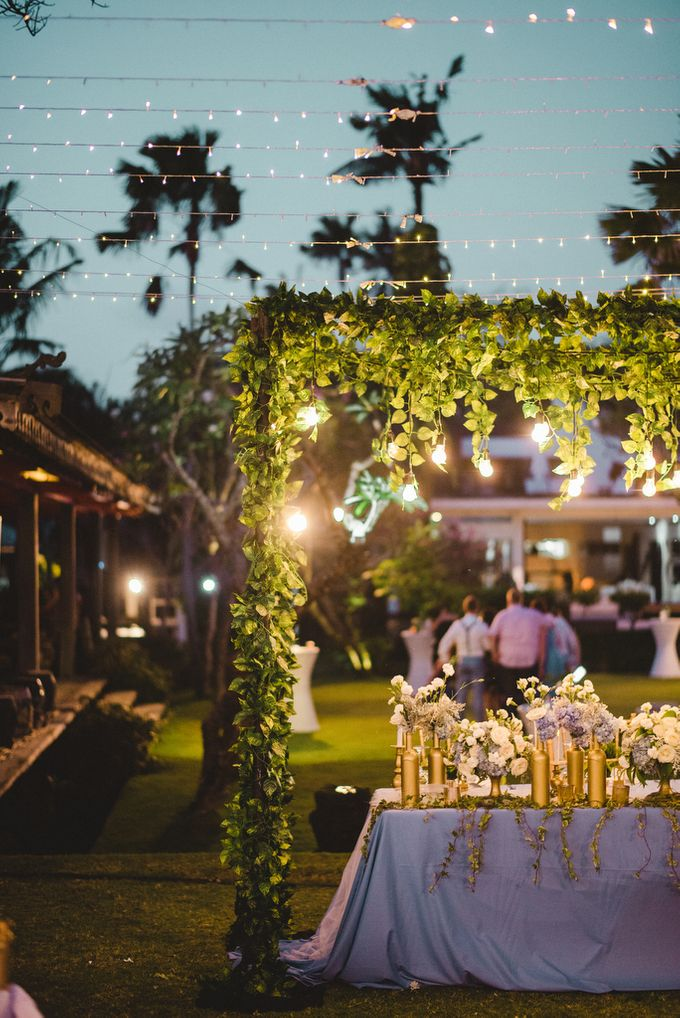 Tropical Rustic Wedding of Wesley & Laura by Silverdust Decoration - 030
