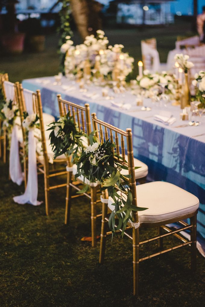 Tropical Rustic Wedding of Wesley & Laura by Silverdust Decoration - 031