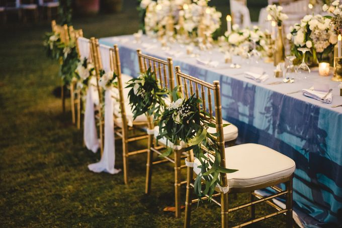 Tropical Rustic Wedding of Wesley & Laura by Silverdust Decoration - 032