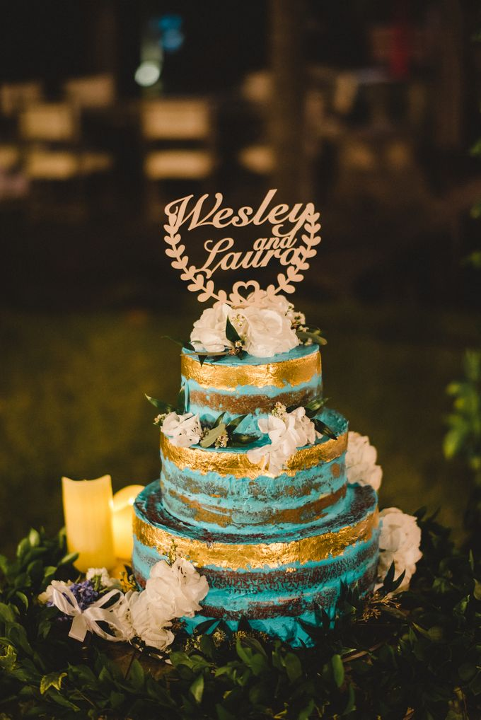 Tropical Rustic Wedding of Wesley & Laura by Silverdust Decoration - 039