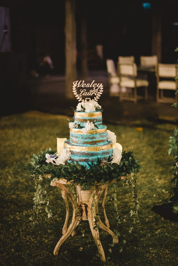 Tropical Rustic Wedding of Wesley & Laura by Silverdust Decoration - 040