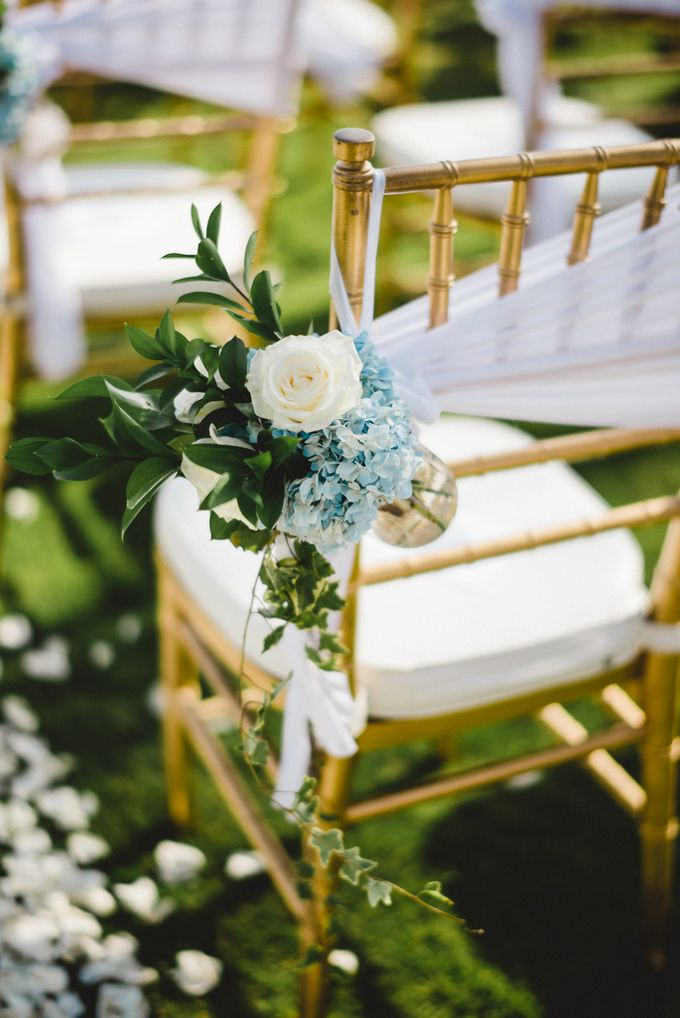 Tropical Rustic Wedding of Wesley & Laura by Silverdust Decoration - 010