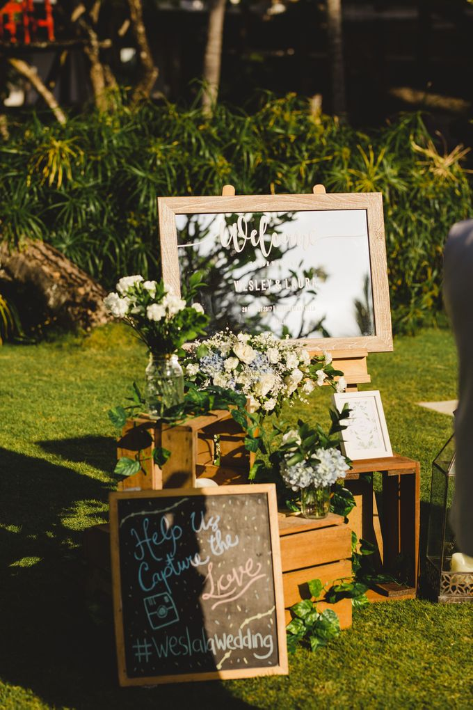 Tropical Rustic Wedding of Wesley & Laura by Silverdust Decoration - 044