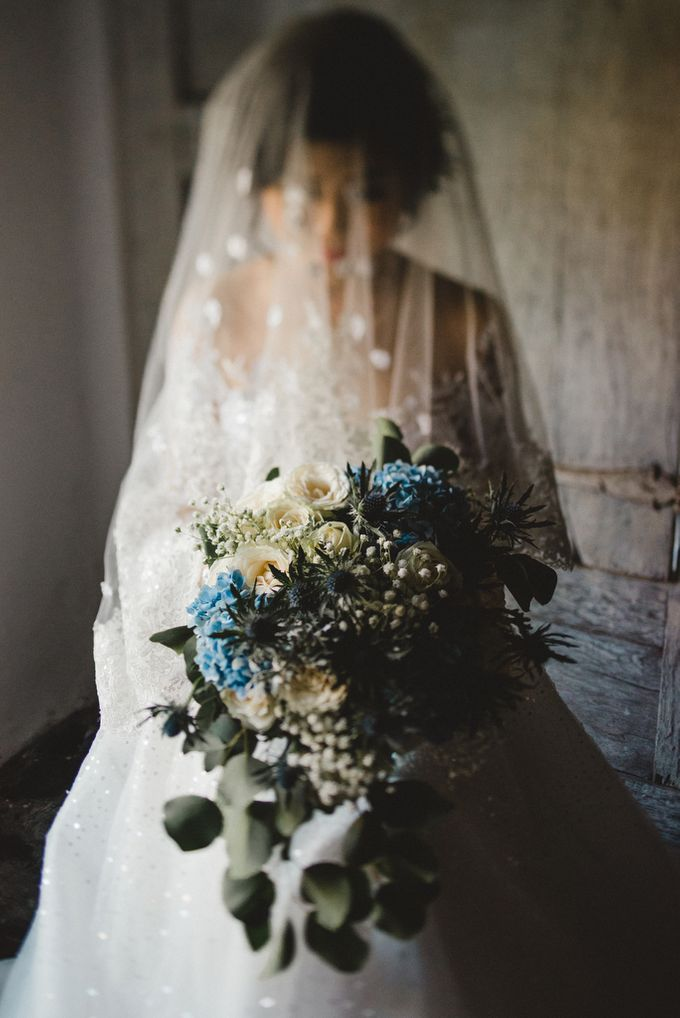Tropical Rustic Wedding of Wesley & Laura by Silverdust Decoration - 019