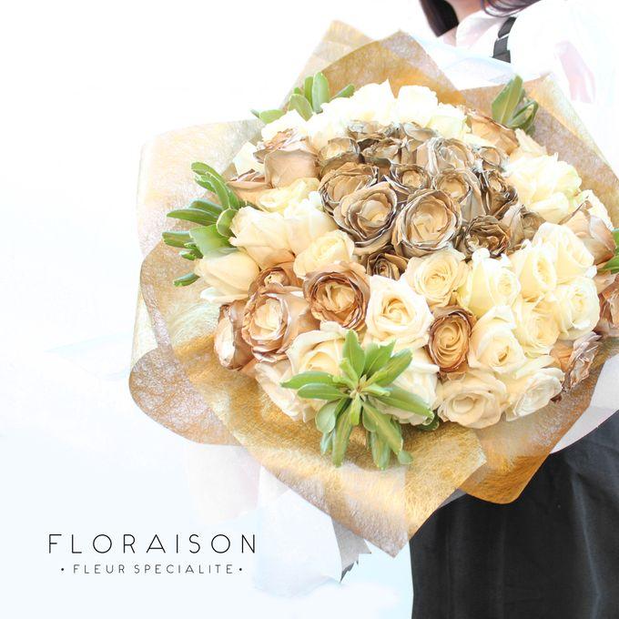 Hand Bouquet by Floraison - 012