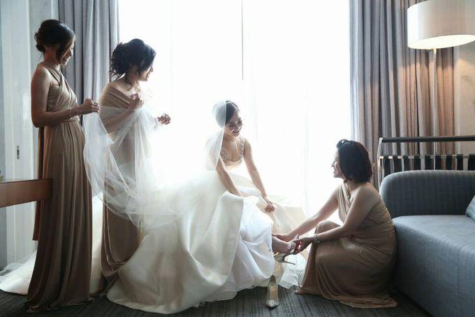 Wedding Benny & Yanti by Fenny Yang Wedding Planner - 028