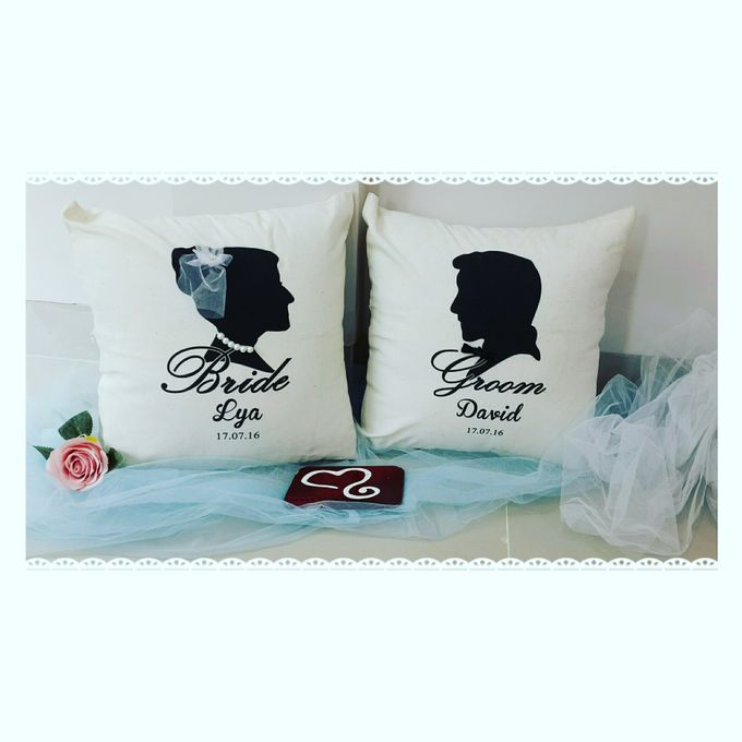 Wedding Pillow by Sweetlovecollection - 001
