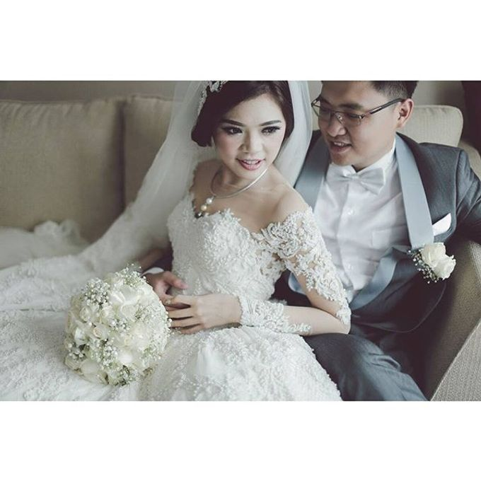 The Wedding of Galan & Widya by All Occasions Wedding Planner - 037