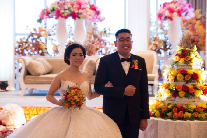Wedding Andrianto & Melisa by Red Hat Organizer - 011