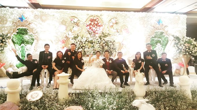 The Wedding Of Christian & Felicia by FIVE Seasons WO - 005
