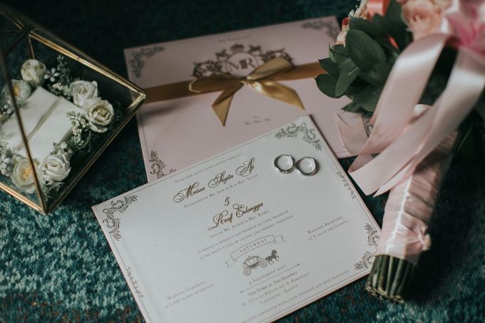 The Wedding of Rouf & Meissa by FIVE Seasons WO - 004