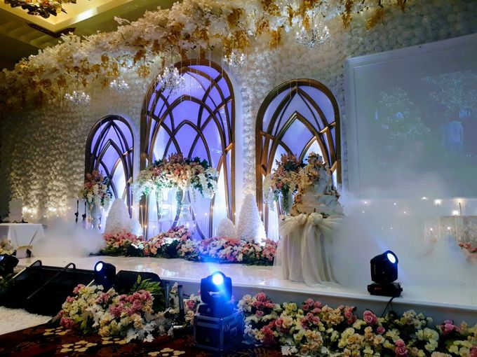 The Wedding of Hans & Cynthia by The Trans Resort Bali - 013