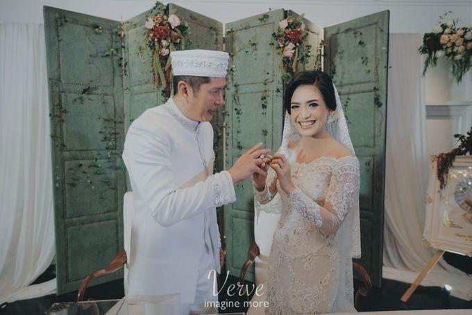 WEDDING CEREMONY OF ANGGINA & JUSTIN by Barli Asmara Couture - 002