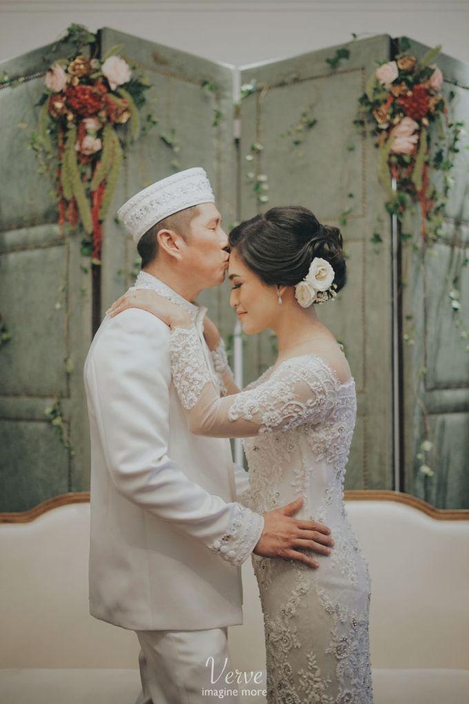 WEDDING CEREMONY OF ANGGINA & JUSTIN by DIY Planner - 006