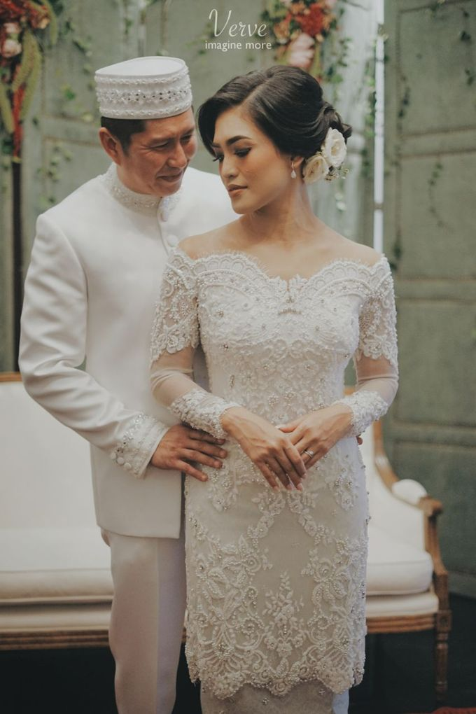 WEDDING CEREMONY OF ANGGINA & JUSTIN by DIY Planner - 008