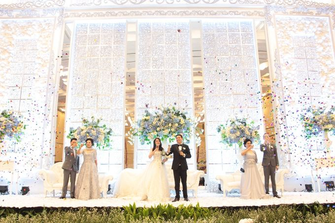 Wedding of  Kelvine & Pauline by Indonesia Convention Exhibition (ICE) - 006