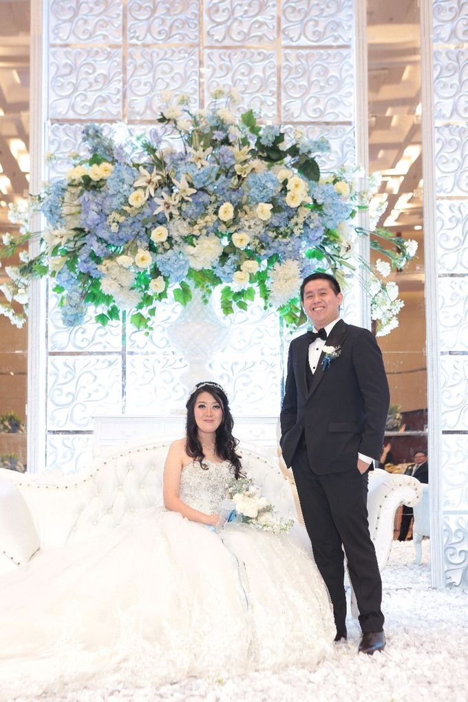 Wedding of  Kelvine & Pauline by Indonesia Convention Exhibition (ICE) - 005