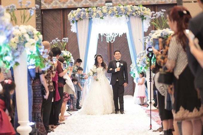Wedding of  Kelvine & Pauline by Indonesia Convention Exhibition (ICE) - 004
