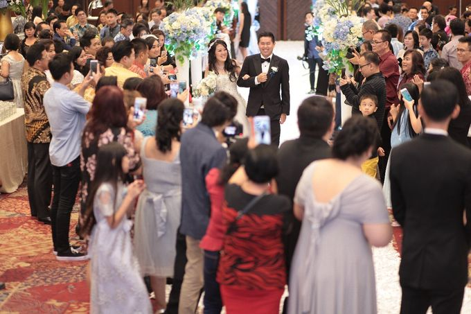 Wedding of  Kelvine & Pauline by Indonesia Convention Exhibition (ICE) - 003