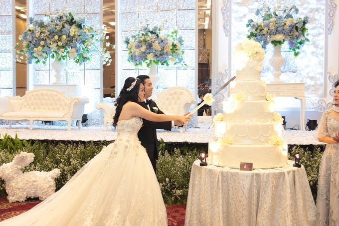 Wedding of  Kelvine & Pauline by Indonesia Convention Exhibition (ICE) - 002