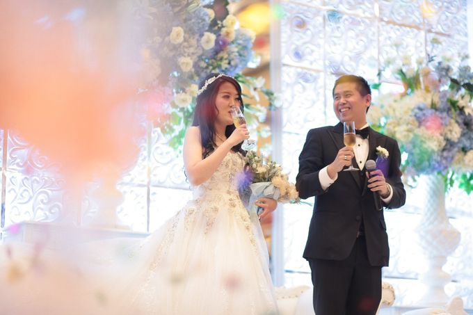 Wedding of  Kelvine & Pauline by Indonesia Convention Exhibition (ICE) - 001