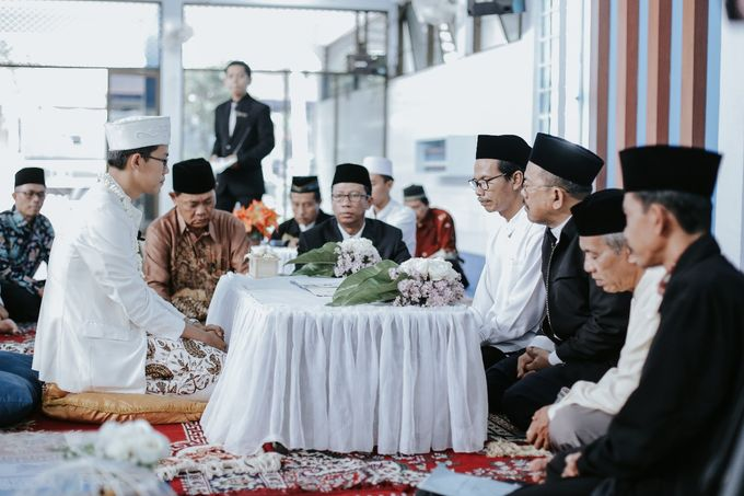 Wedding Layli -Amal by LAKSMI - Kebaya Muslimah & Islamic Bride - 002