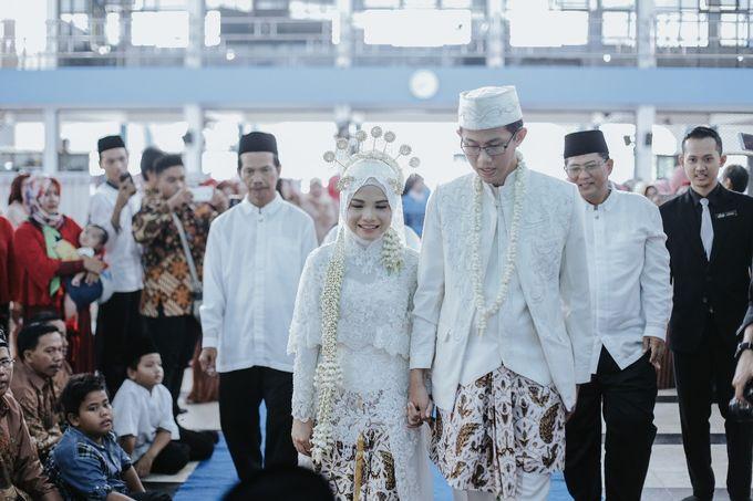 Wedding Layli -Amal by LAKSMI - Kebaya Muslimah & Islamic Bride - 003