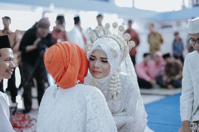 Wedding Layli -Amal by LAKSMI - Kebaya Muslimah & Islamic Bride - 005