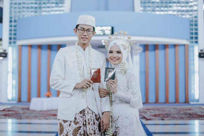 Wedding Layli -Amal by LAKSMI - Kebaya Muslimah & Islamic Bride - 006
