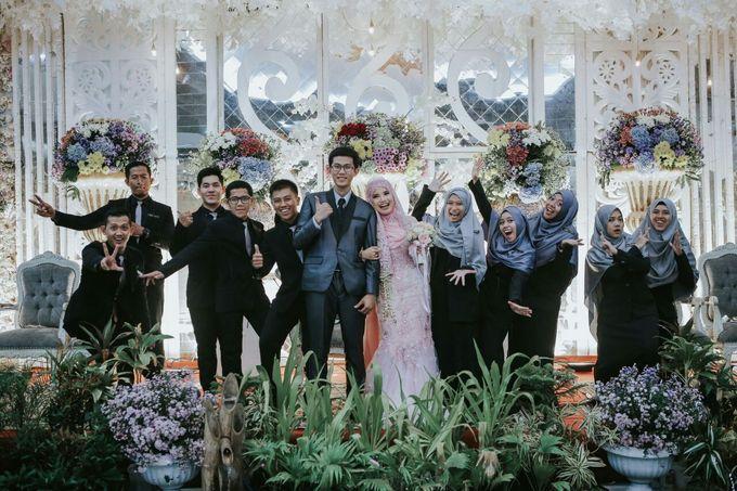 Wedding Layli -Amal by LAKSMI - Kebaya Muslimah & Islamic Bride - 013