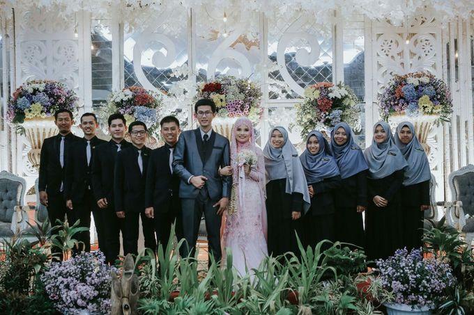 Wedding Layli -Amal by LAKSMI - Kebaya Muslimah & Islamic Bride - 014