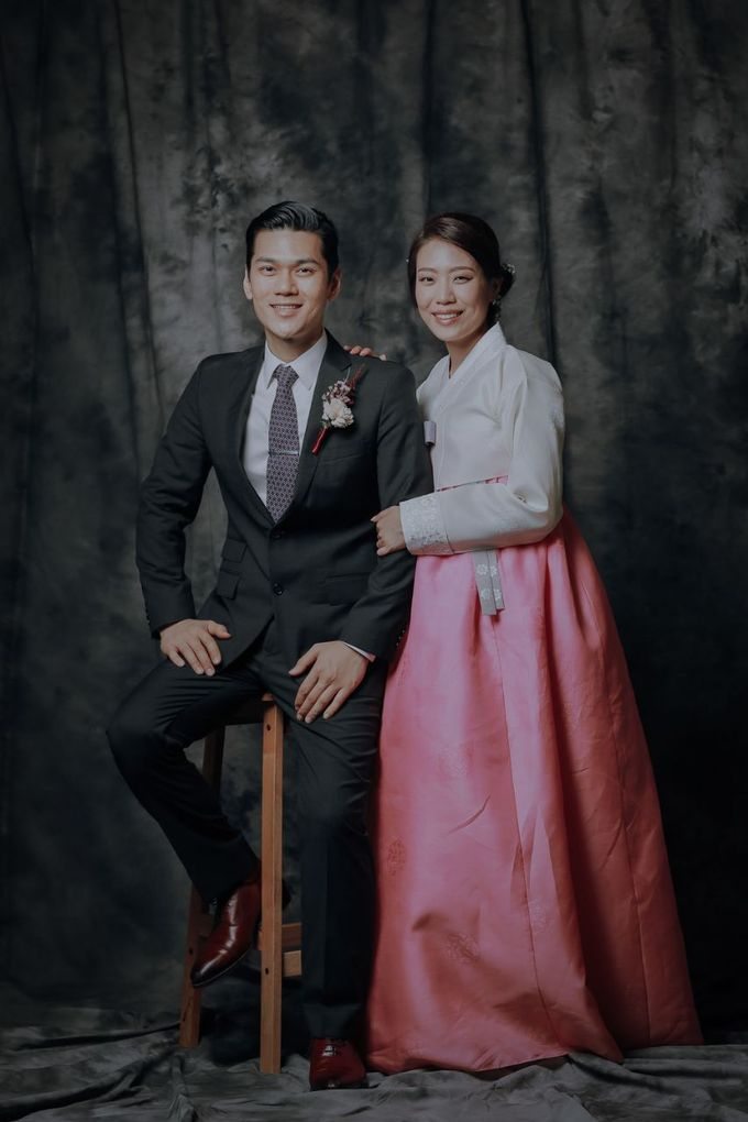 The Wedding Agus & Song Ji Hyeon by Knotted Co. - 010