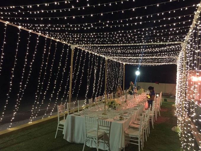 New Year Party at Amalur Villa by Go Samui Catering - 001
