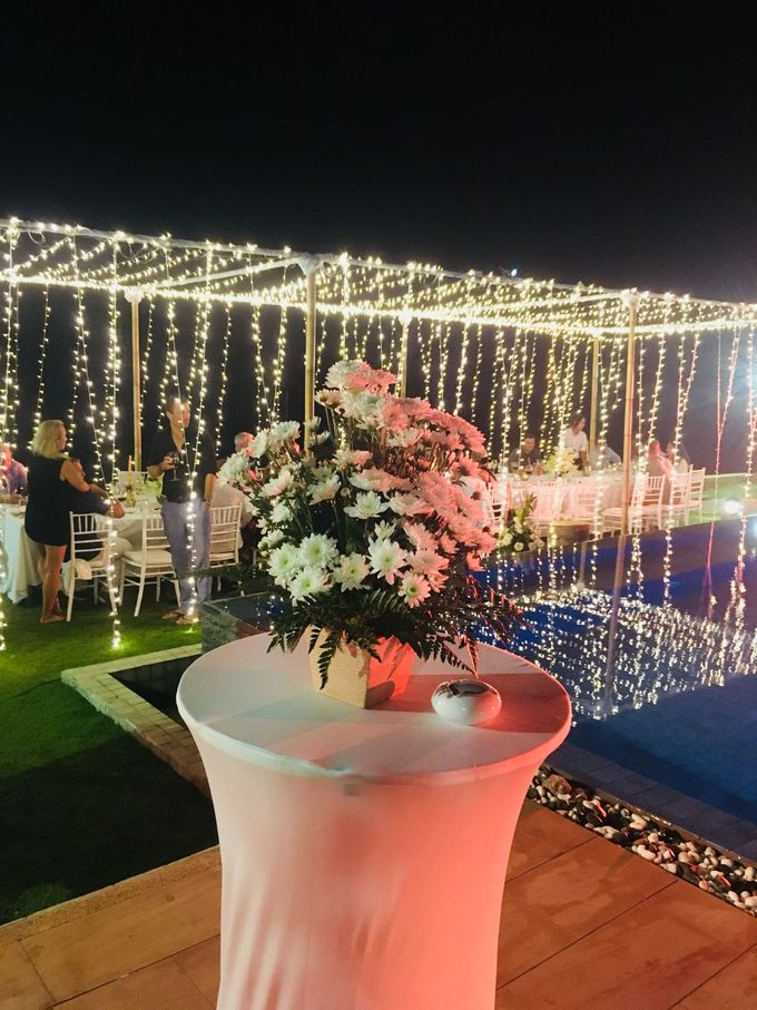 New Year Party at Amalur Villa by Go Samui Catering - 003