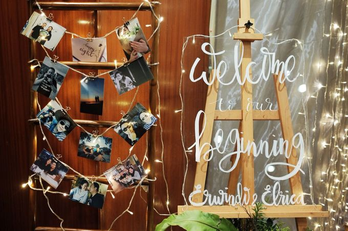 The Wedding of Erwindo and Elrica by MERCANTILE PENTHOUSE WEDDING - 003