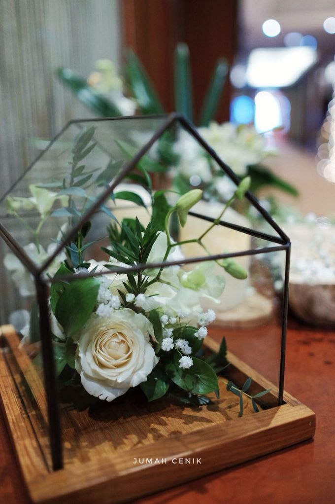 The Wedding of Erwindo and Elrica by MERCANTILE PENTHOUSE WEDDING - 008
