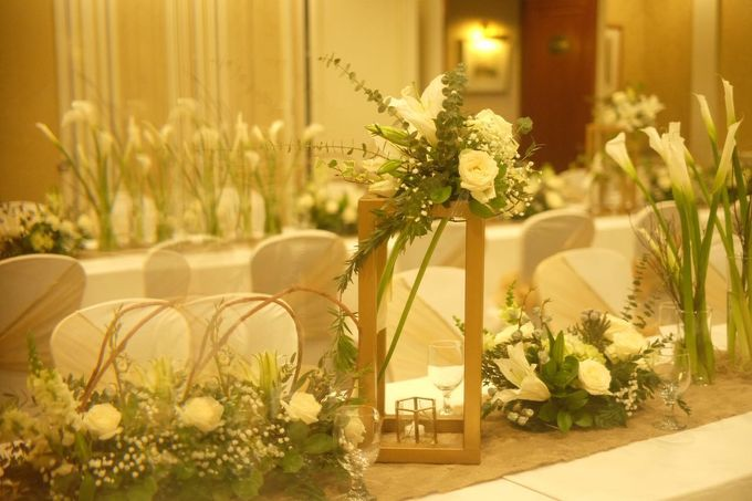 The Wedding of Erwindo and Elrica by MERCANTILE PENTHOUSE WEDDING - 015