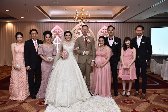 The Wedding of Aurel and Jesvit by MERCANTILE PENTHOUSE WEDDING - 003