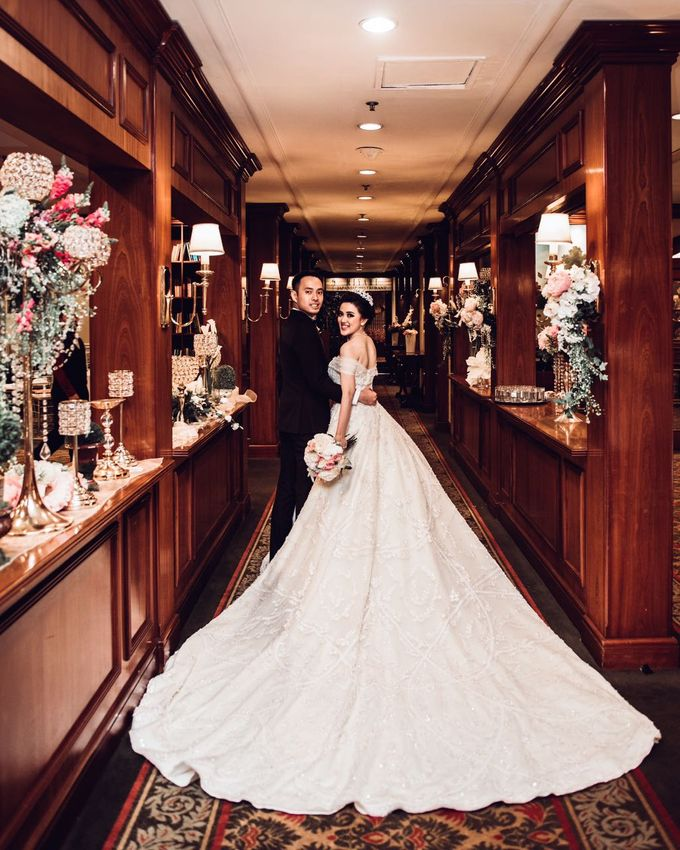 The Wedding of Aurel and Jesvit by MERCANTILE PENTHOUSE WEDDING - 005