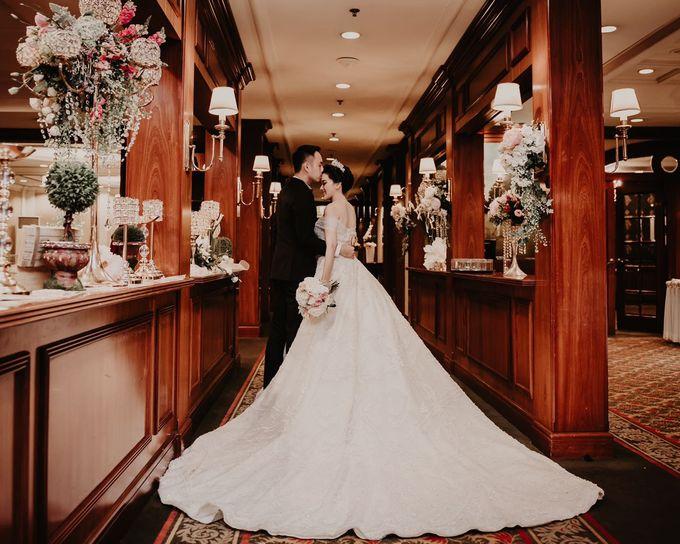 The Wedding of Aurel and Jesvit by MERCANTILE PENTHOUSE WEDDING - 006