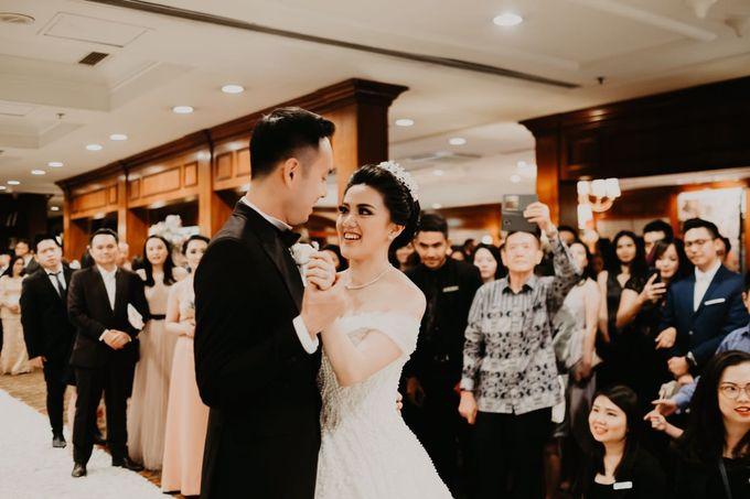 The Wedding of Aurel and Jesvit by MERCANTILE PENTHOUSE WEDDING - 007
